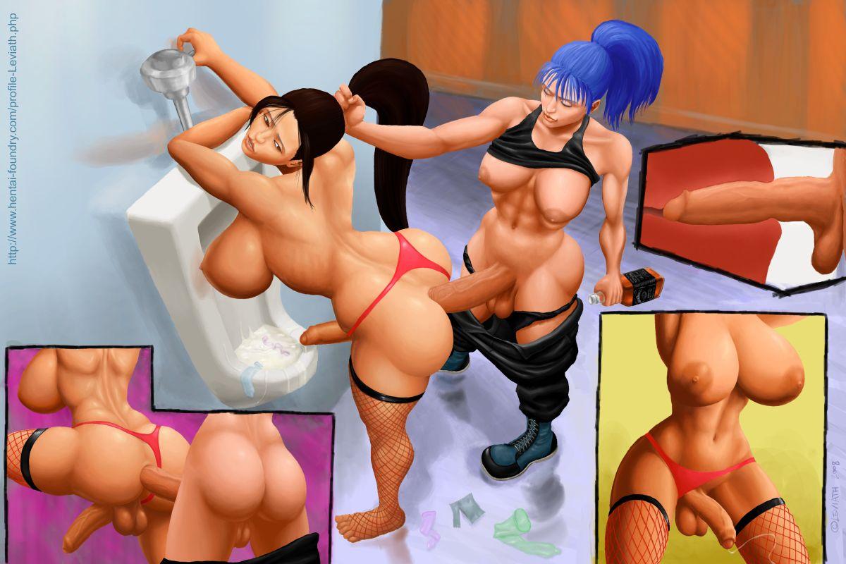 Futanari Cartoons Pictures